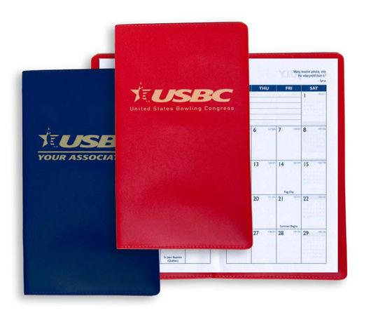 Picture of USBC logo Pocket Calendar(State And Local Logo)