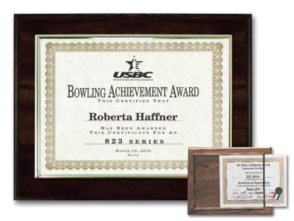 """Picture of E-Z Recognition Plaques(10.5"""" x 13"""")"""