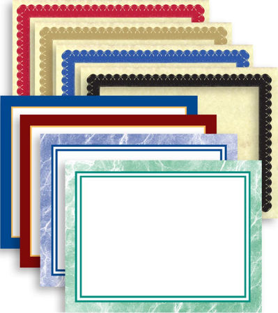 Picture for category Certificates